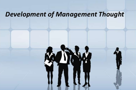 the development of the management theories for the businesses Journal of management and marketing what management and quality theories are best for small businesses mildred development initiatives relating to.