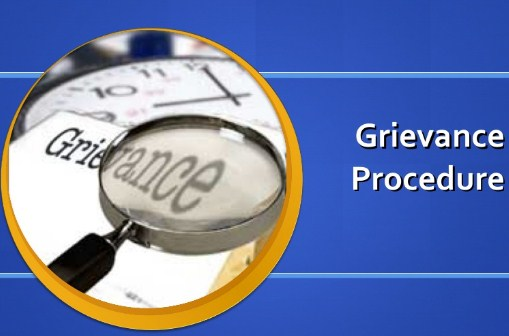 grievance procedure in hrm pdf